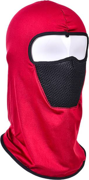 iSweven Red Bike Face Mask for Men & Women