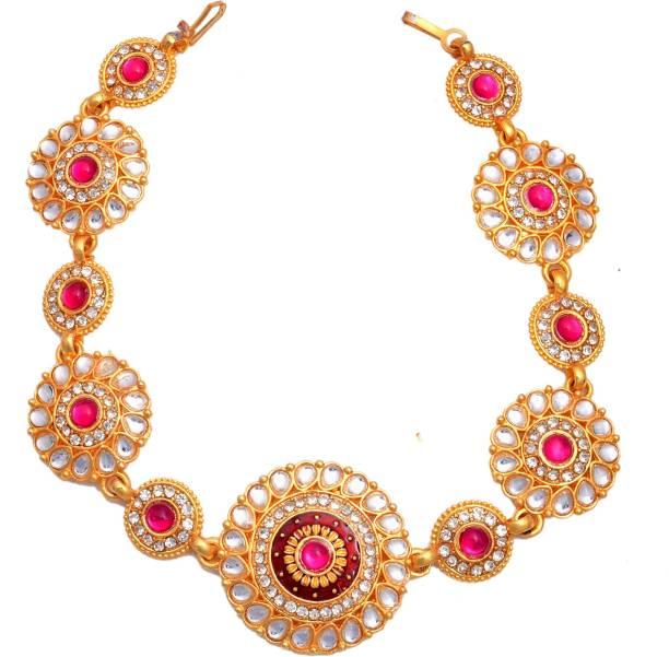 mohit jewellers trendy rajasthani rajputi sheeshful for women Hair Chain