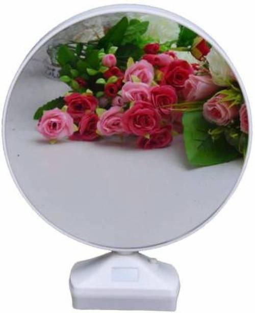 MTC MAGIC Glass Photo Frame (White, 1 Photos) 20.2 inch 1