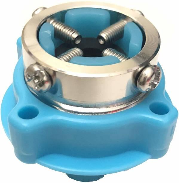 ifk aqua 1 Pcs Washing machine tap faucet adapter universal 4-way screw type Washing Machine Inlet Hose (0.2) Tap Adapter