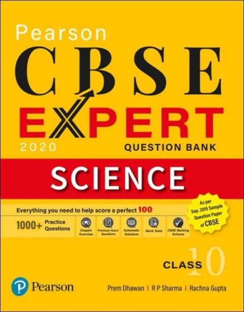 CBSE Expert | Science Question Bank for Class 10 | As per CBSE September 2019 SQP & Marking Scheme | 2020 Edition