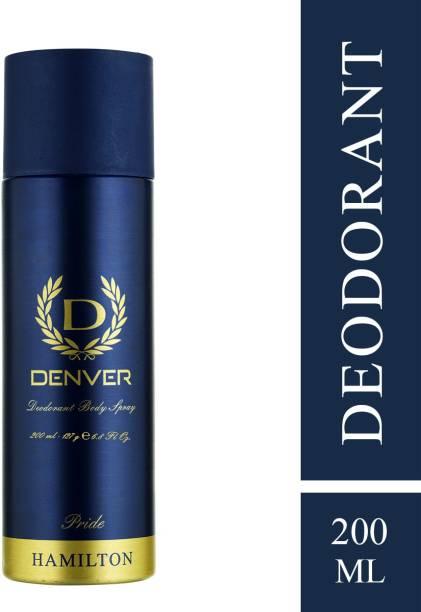 DENVER Pride 200 Ml Deodorant Spray  -  For Men