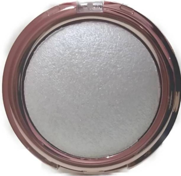 Sivanna Color looks silver glow highlighter Highlighter