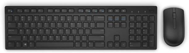 DELL KM636 Wireless Laptop Keyboard