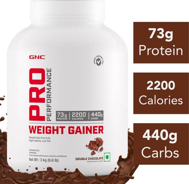 GNC Pro Performance Weight Gainer Weight Gainers/Mass Gainers