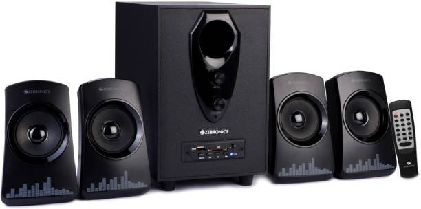 ZEBRONICS ZEB-FEEL 4 60 W Bluetooth Home Theatre