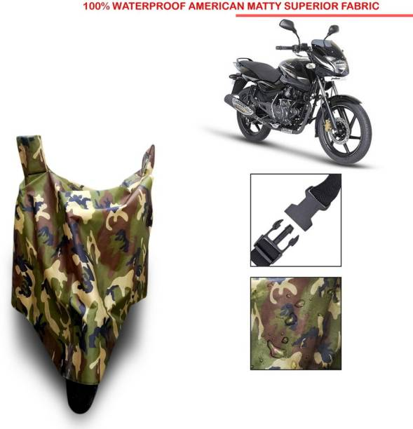 MSR STORE Two Wheeler Cover for Bajaj