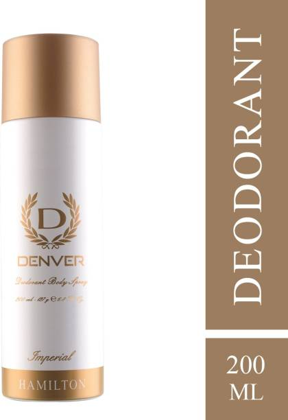 DENVER Imperial Deodorant Spray  -  For Men