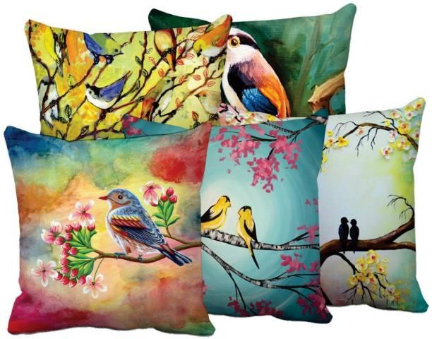 DECORHUT FAB Printed Cushions Cover