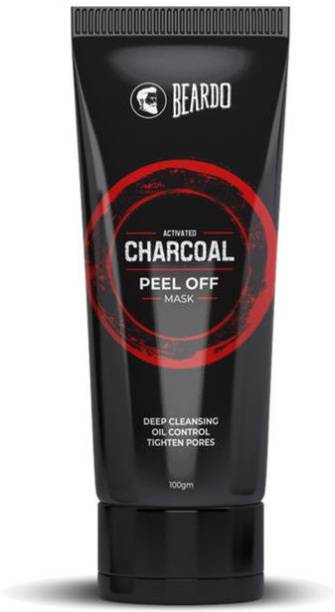 BEARDO Charcoal Peel Off Mask