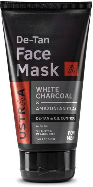 USTRAA De-Tan Face Mask - Oily Skin