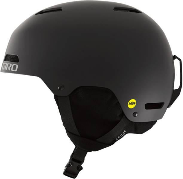Giro Ledge Mips Snow Helmet Matte Black Large [Cat_7864] Cycling Helmet