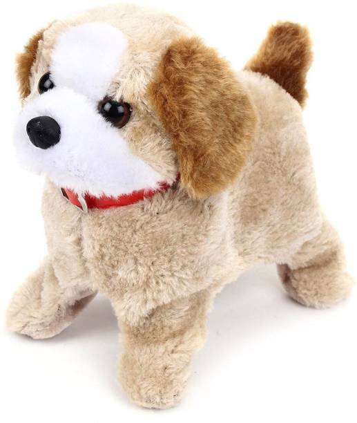 Khushi Fantastic Jumping Puppy Toy