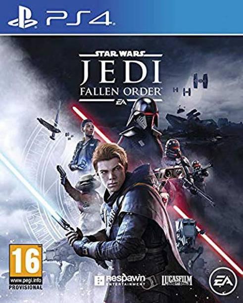STAR WAR JEDI FALLEN ORDER PS4