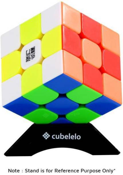Cubelelo YJ YuLong v2 3x3 Stickerless (Magnetic) Puzzle toy speed cube