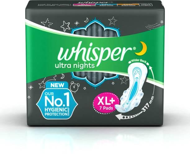 Whisper Ultra Plus Sanitary Pad