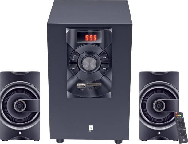 iBall Soundking i3 16 W Bluetooth Laptop/Desktop Speaker