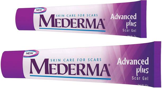 MEDERMA Advanced Plus 5 gm + 10 gm (15 gm) Combo Pack
