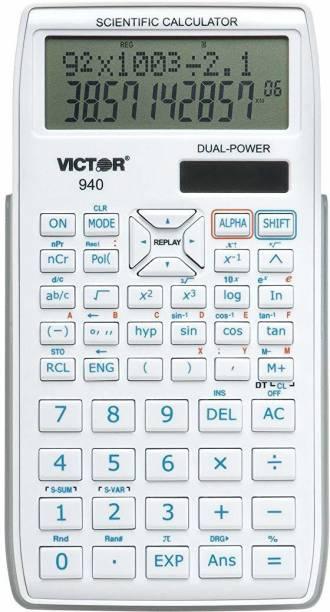 VICTOR ASINB01FUT8JPS Scientific  Calculator