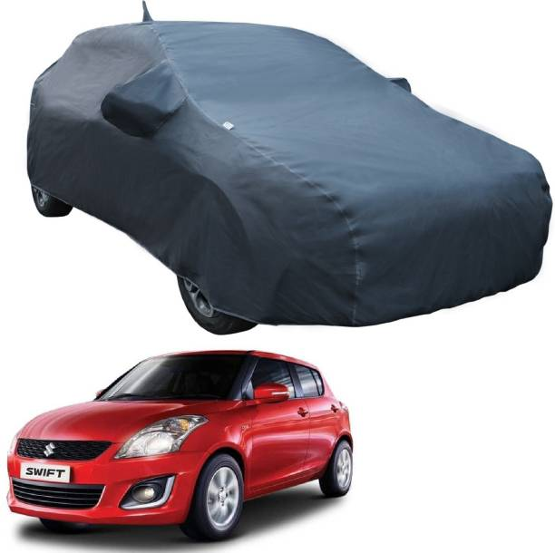 Fit Fly Car Cover For Maruti Suzuki Swift (With Mirror Pockets)