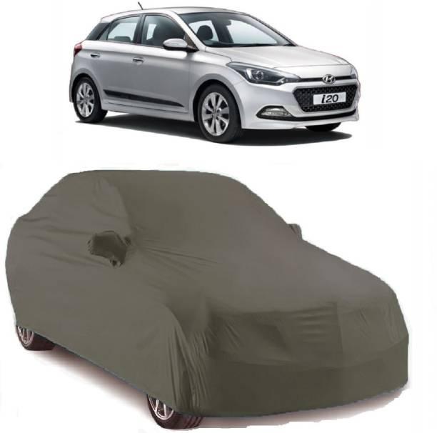 KELIA Retails Car Cover For Hyundai i20 (With Mirror Pockets)