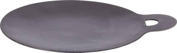 The Indus Valley Dosa Tawa/Dosa Kallu (Iron) Large- 28 CM - Best Quality (100% Pure Iron   Pre-Seasoned   Ready to use   1.5 KG) Tawa 28 cm diameter