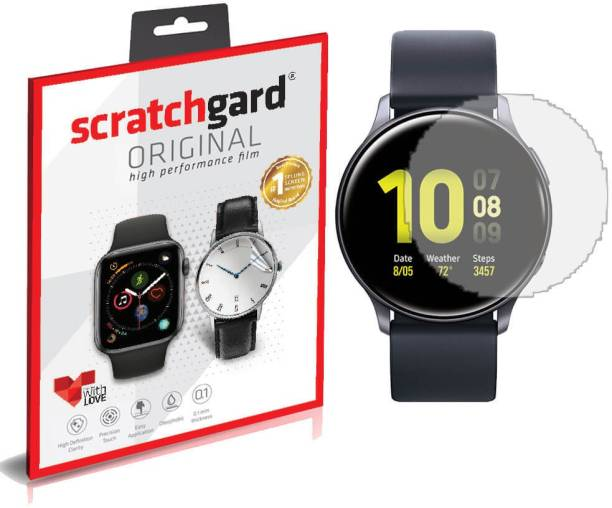 Scratchgard Screen Guard for Samsung Galaxy Watch Active2 40mm