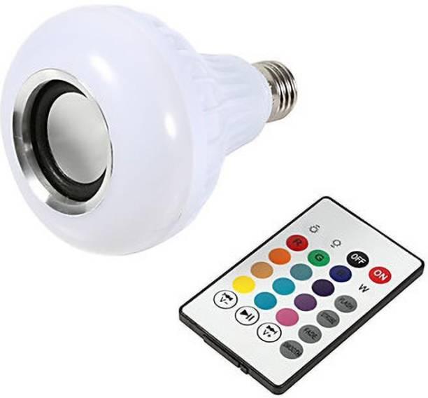 Roboster LED BLUETOOTH BULB SPEAKER Smart Bulb