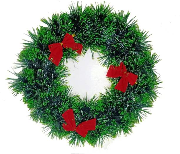 Collectible India Christmas Wreath