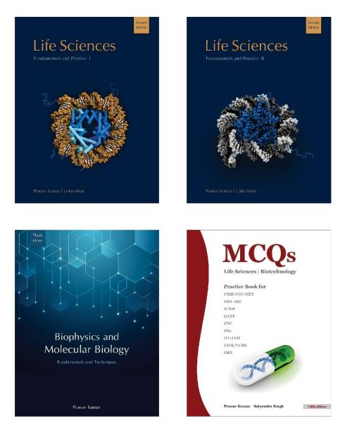 Pathfinder Academy : M.Sc Biotechnology & Life Sciences Entrance Exam Combo Set