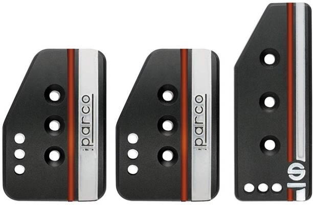 AutoRight Sparco Sporty Anti-Slip Car Pedals Kit Black Car Pedal
