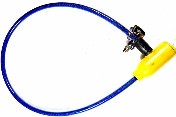 NPRC Plastic Key Lock For Helmet