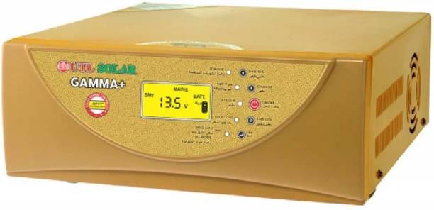 UTL GAMMA 1KVA Solar Inverter Pure Sine Wave Inverter