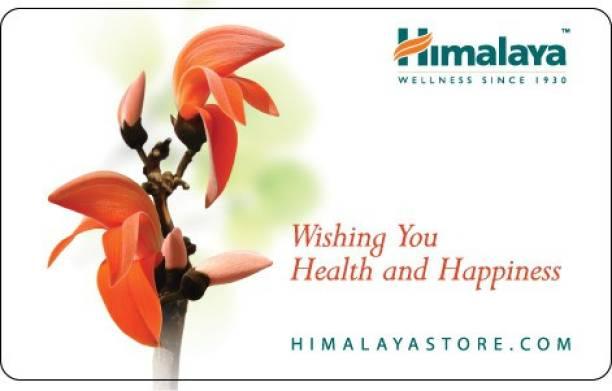 HIMALAYA Stores Physical Gift Card