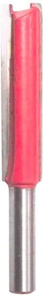 Mass Pro Long 8mm Shank Double Blade Wood Working Straight Router Bit (8x12x84mm) Rotary Bit Set