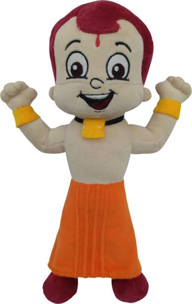 CHHOTA BHEEM Bheem with Flex Arms  - 22 cm