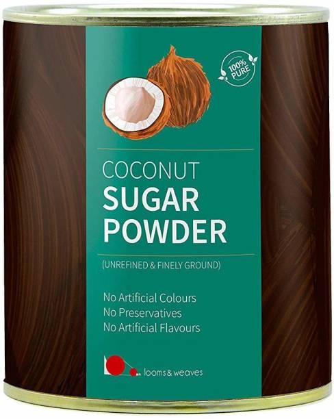 looms & weaves - 100 % Pure, Natural and Unrefined Coconut Sugar Powder from Kerala- 250gm Sugar