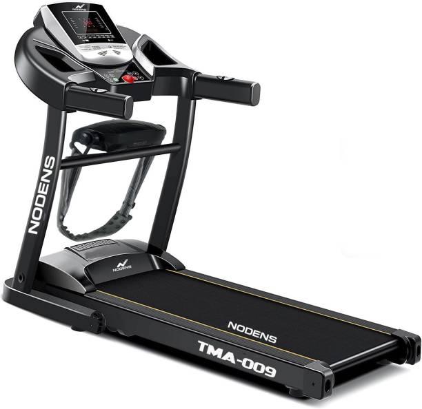 NODENS Home Use 2 HP (Peak) Motorised Multi-Function Treadmill (Free Installation Assistance) Treadmill