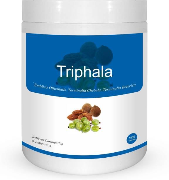 Herb Essential Triphala Tablet 1000's