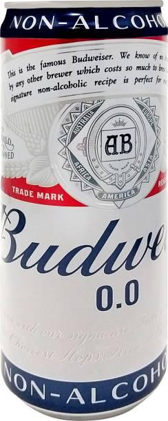 Budweiser Non-Alcoholic Can