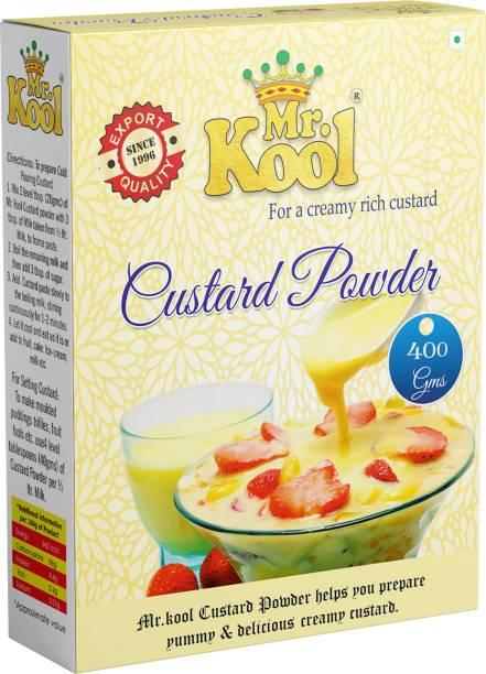 Mr.Kool Vanilla Flavor Instant Custard Powder Custard Powder