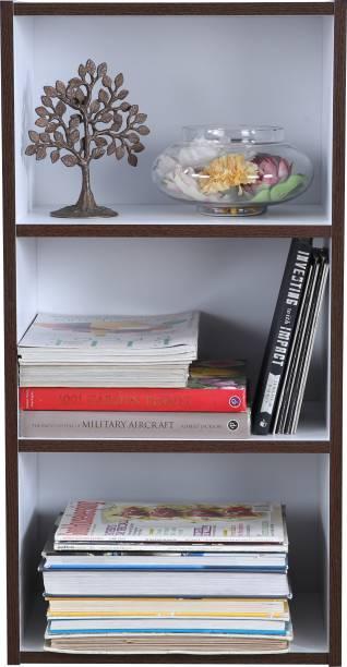 Hometown Mezzola Engineered Wood Open Book Shelf