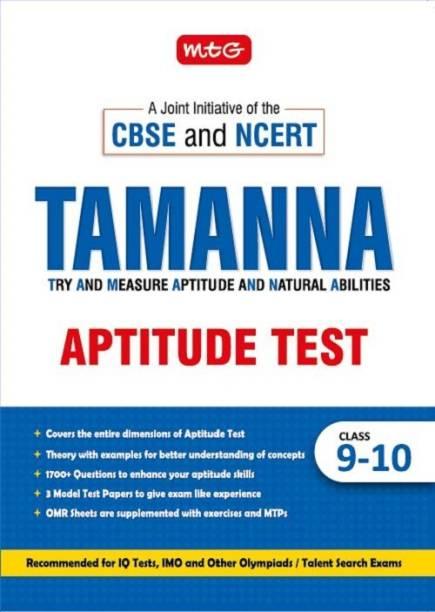 Tamanna Aptitude Test Class-9-10