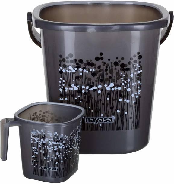 NAYASA Funk 25 L Plastic Bucket