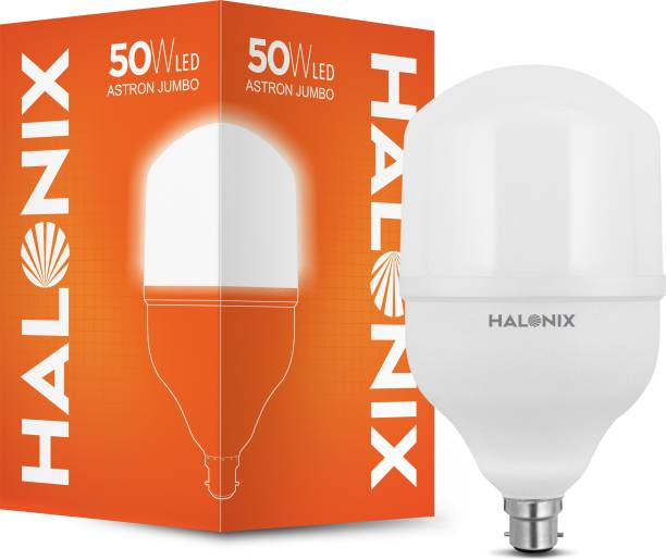 HALONIX 50 W Standard B22 LED Bulb