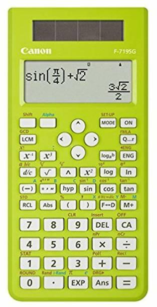 Canon ASINB00486V2W2 Scientific  Calculator
