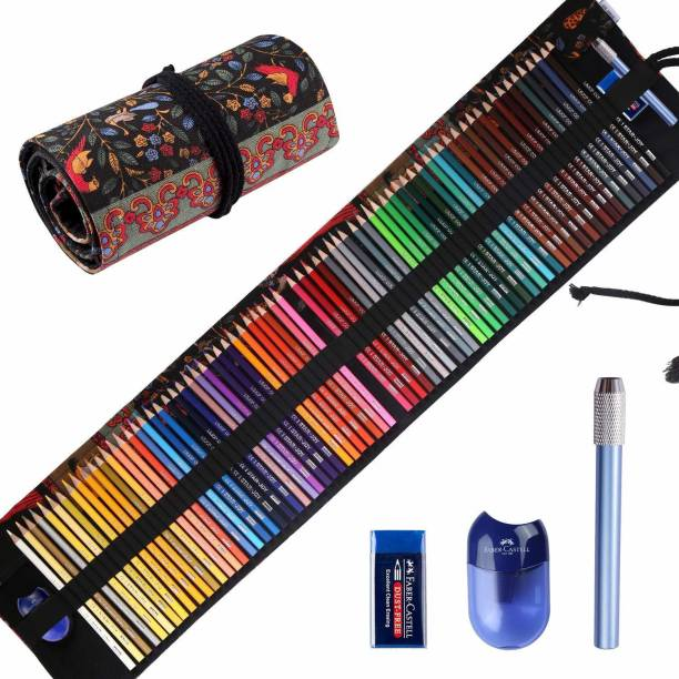 STAR-JOY Art Creation Round Shaped Color Pencils