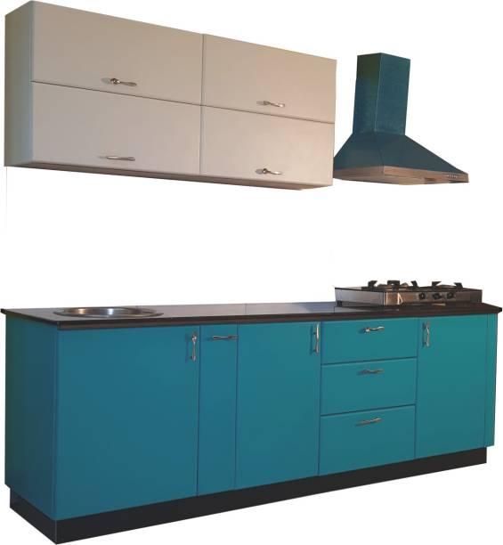 CuteKitchen Solid Wood Kitchen Cabinet