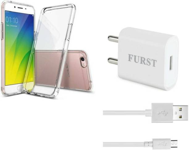 Furst Wall Charger Accessory Combo for OPPO A71