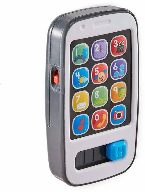 FISHER PRICE Mattel-Laugh and Learn Smart Phone